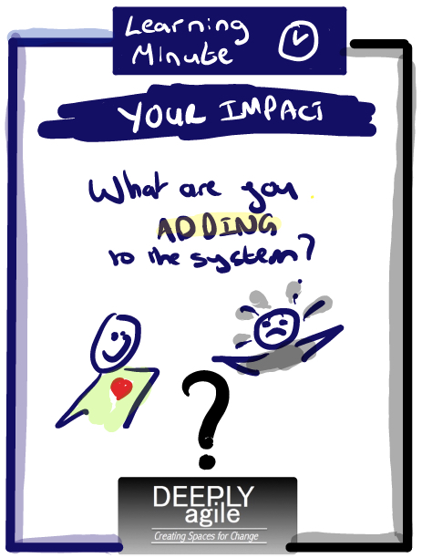 Learning MInute Your Impact 1